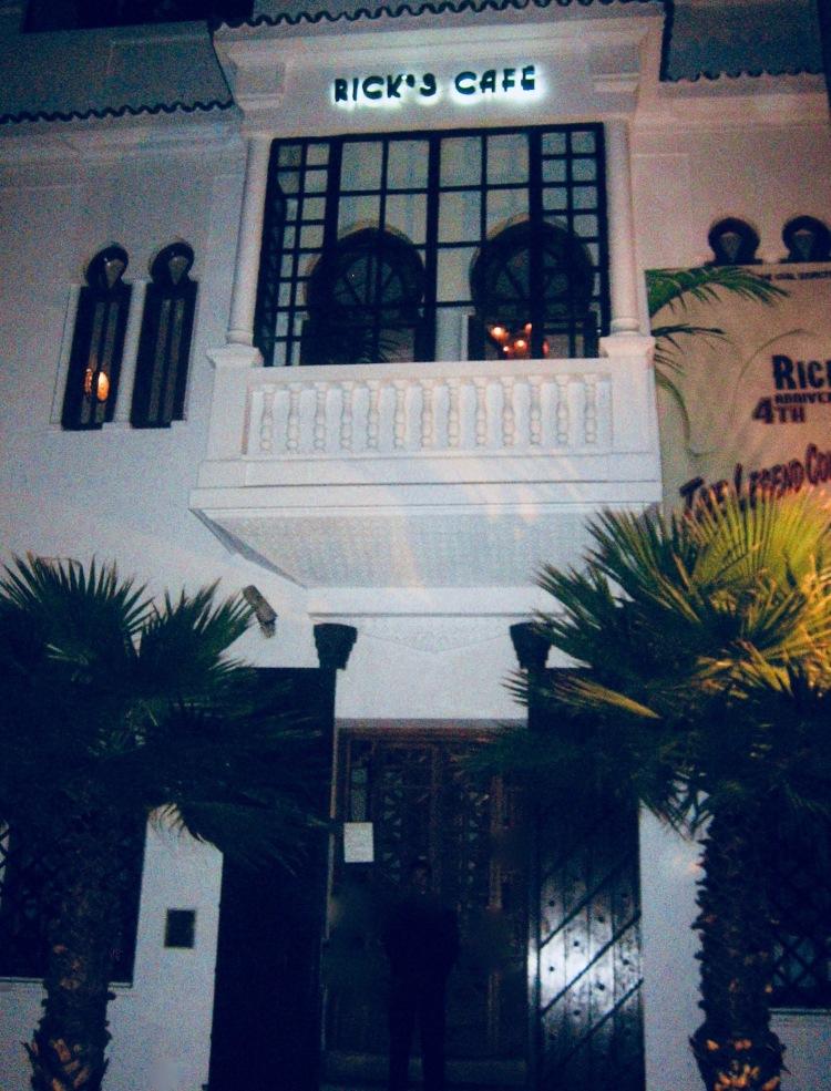 Exterior Rick's Cafe Casablanca Morocco