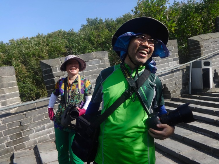 Hike The Great Wall of China Tiger Mountain Hushan Dandong