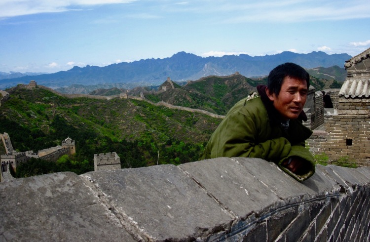 Hiking The Great Wall of China Jinshanling Simatai