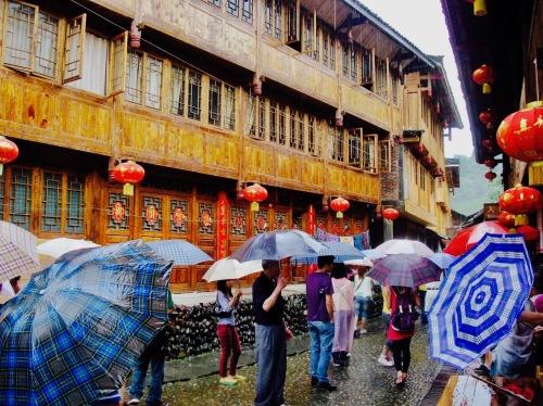 Huangluo Yao Village Guilin Guangxi China