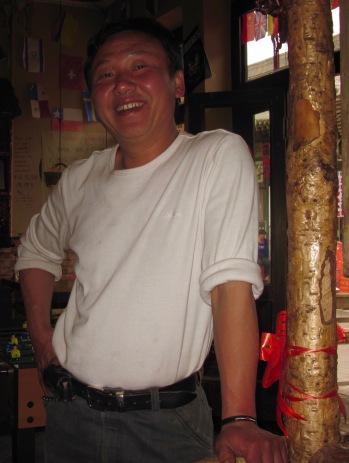 Jackie Deng Harmony Guesthouse Pingyao China