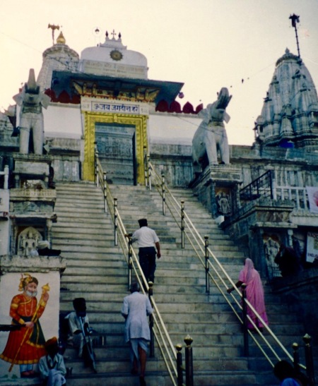 Jagdish Temple Udaipur Rajasthan India