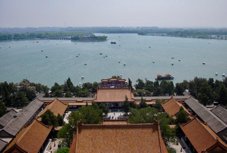 Kunming Lake Summer Palace Beijing