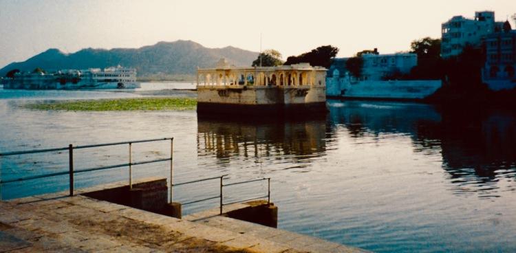Lake Pichola Udaipur Rajasthan India