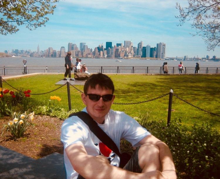 Liberty Island New York City May 2007