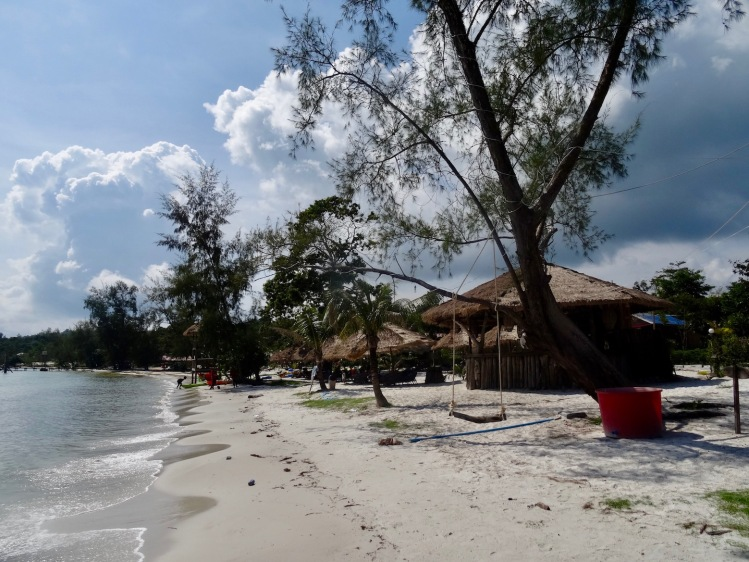 Nature Beach Koh Rong Cambodia