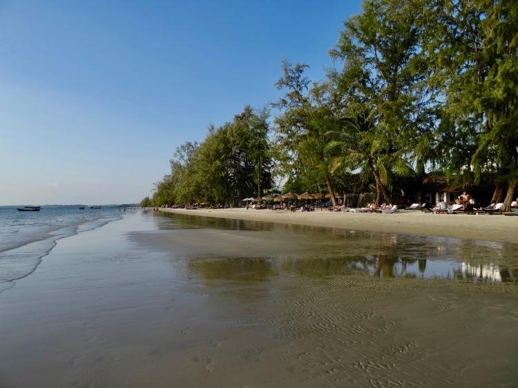 Otres Beach 2 Sihanoukville Cambodia