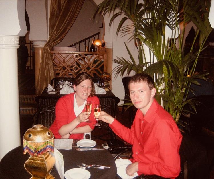 Rick's Cafe Piano Bar Casablanca Morocco
