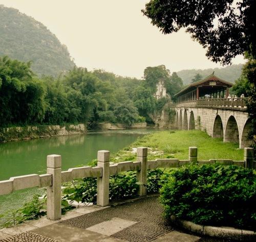 Seven Star Park Guilin Guangxi China