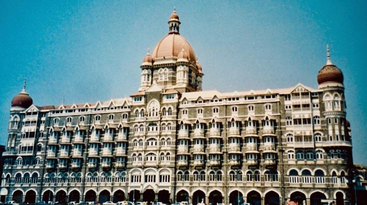 Taj Mahal Hotel Mumbai India