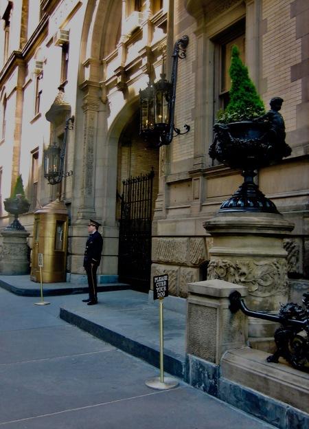 The Dakota Apartments West 72nd Street New York City John Lennon Death