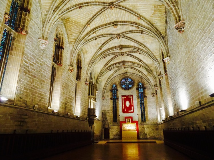 The Refectory Pamplona Cathedral Santa Maria Cathedral