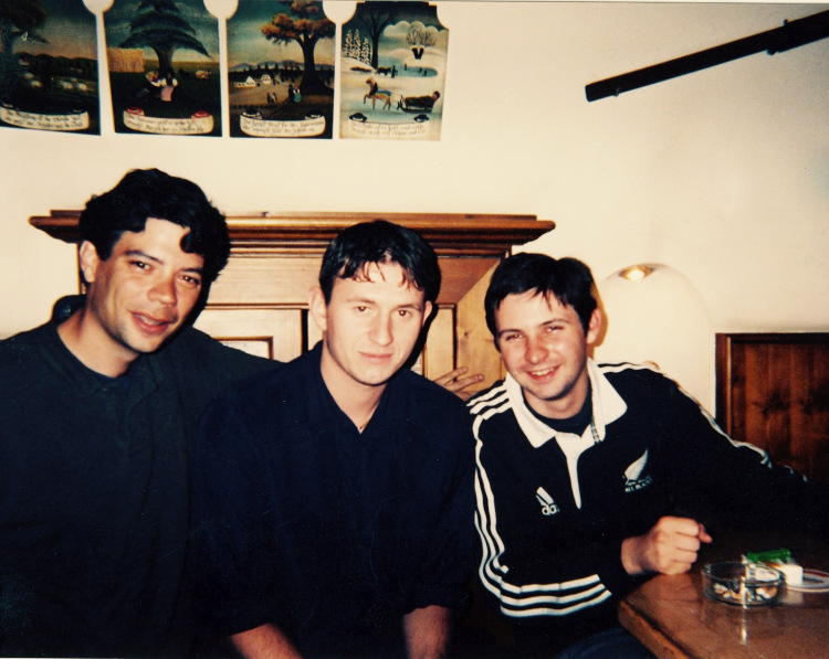 Vienna pub October 2002