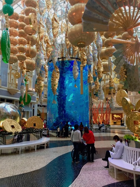 Aquarium MGM Macau Hotel and Casino