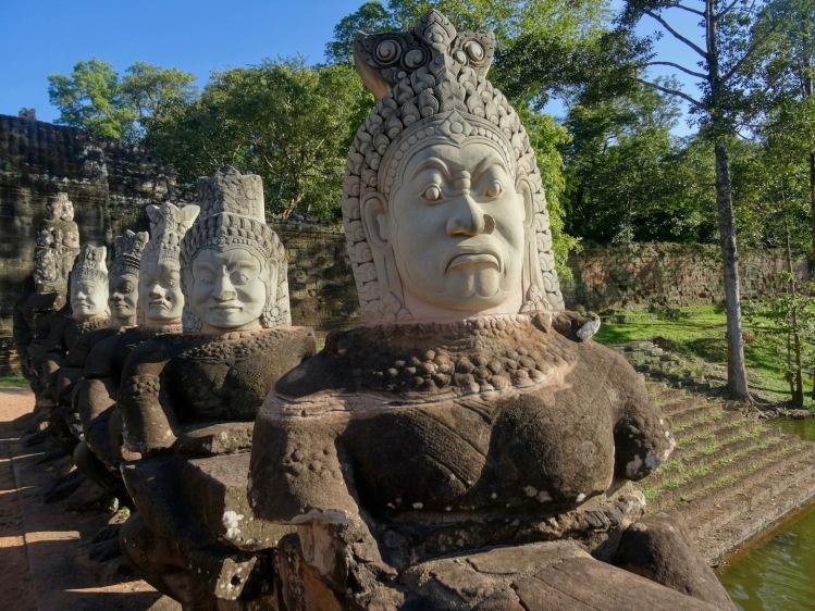 Bayon Temple Angkor Siem Reap Cambodia