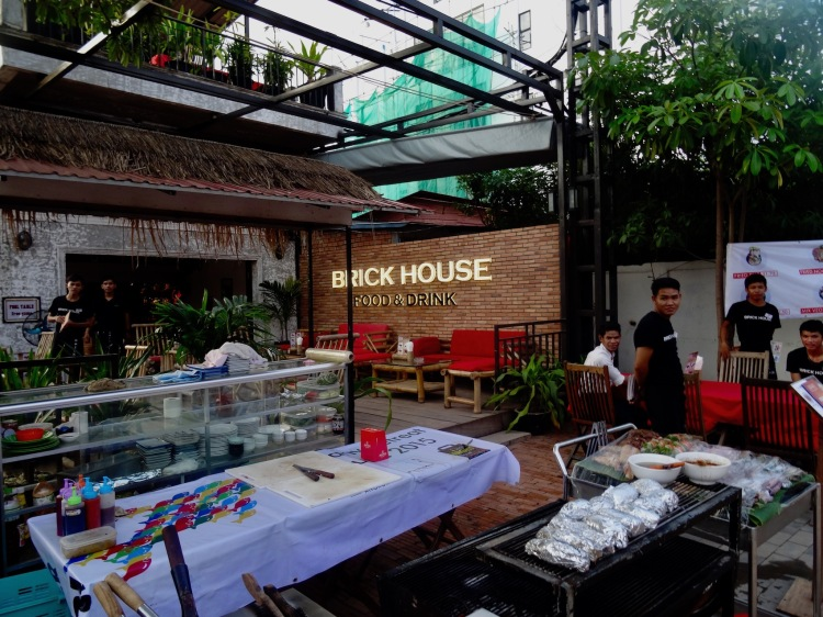 Brick House Food and Drink Siem Reap Cambodia
