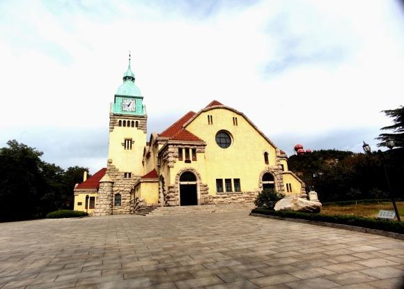 Christian Church Qingdao Shandong Province China