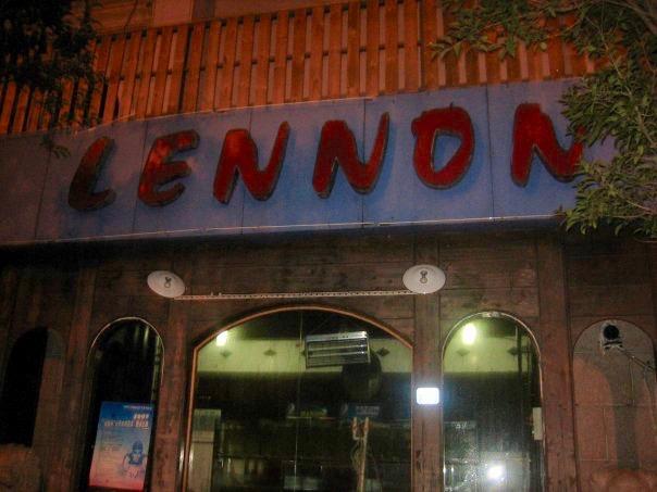 Exterior Lennon Bar Qingdao Shandong Province China