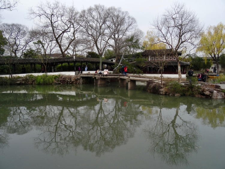 Humble Administrator's Garden Suzhou Jiangsu Province China