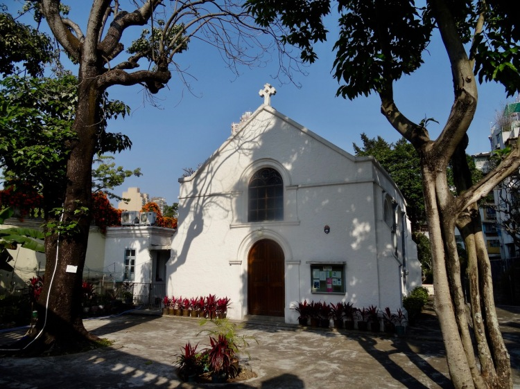 Macau Protestant Chapel and Cemetery