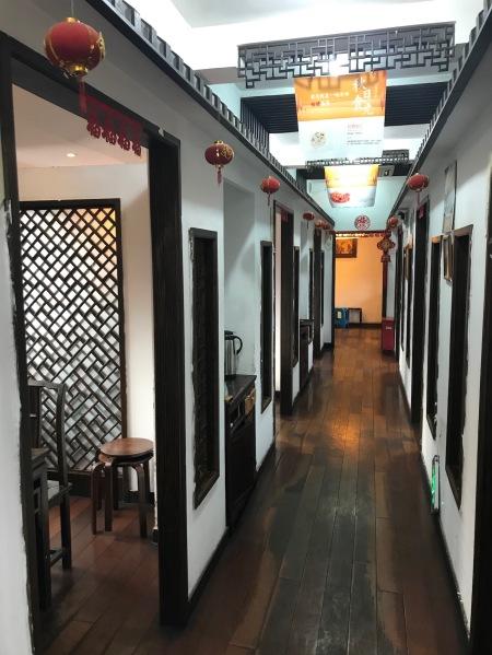 Pin Von Restaurant and Teahouse Suzhou China