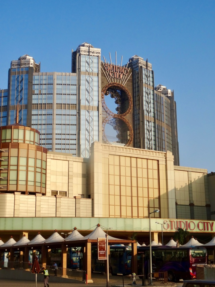 Studio City Hotel and Casino Macau