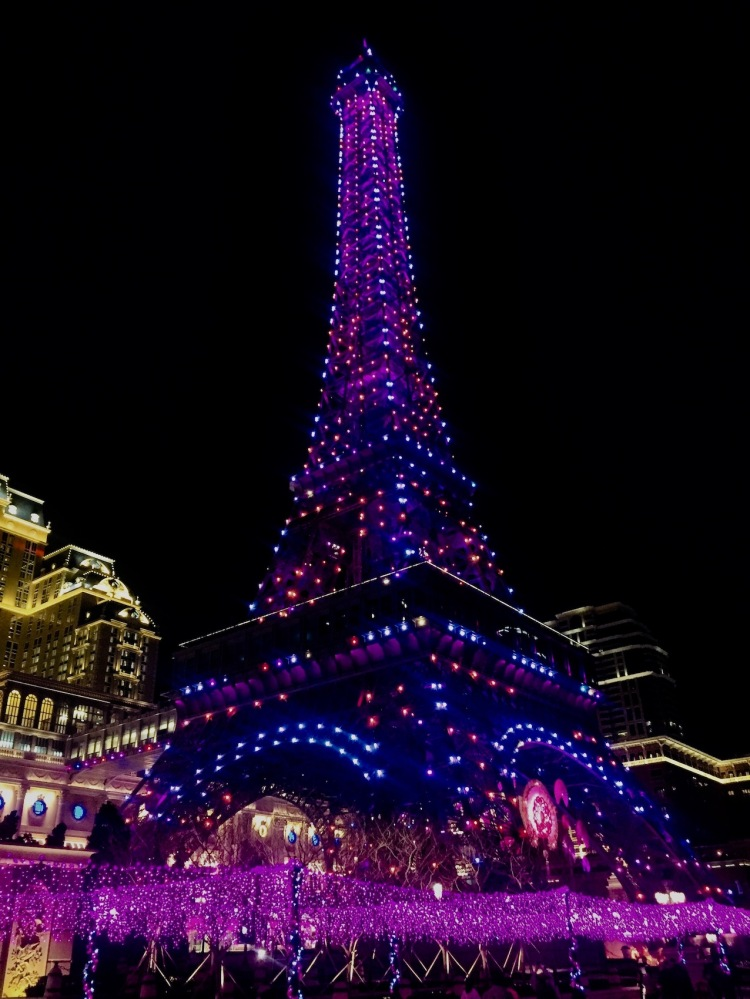 The Parisian Hotel and Casino Macau