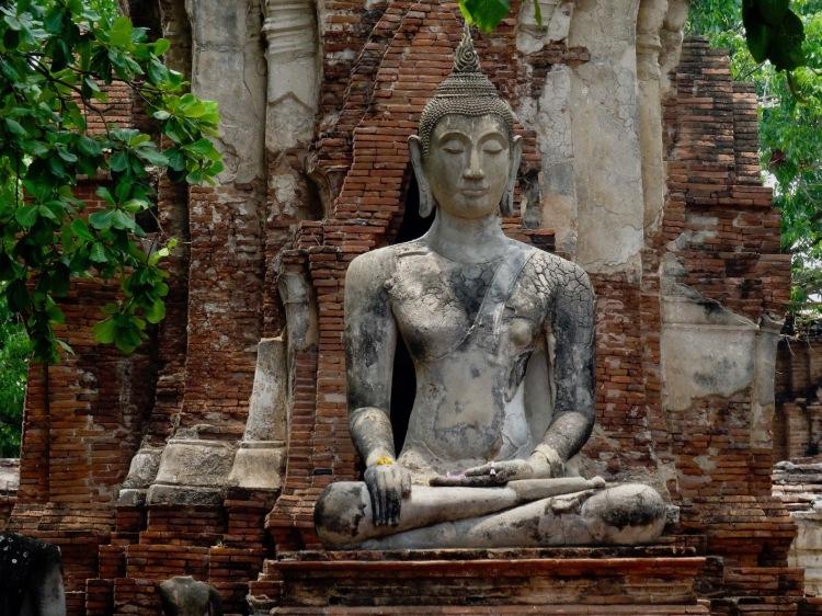 Wat Phra Mahathat Ayutthaya Historical Park Thailand