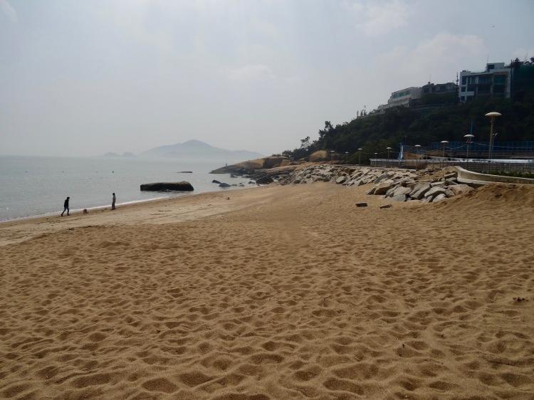 Cheoc Van Beach Coloane Island Macau