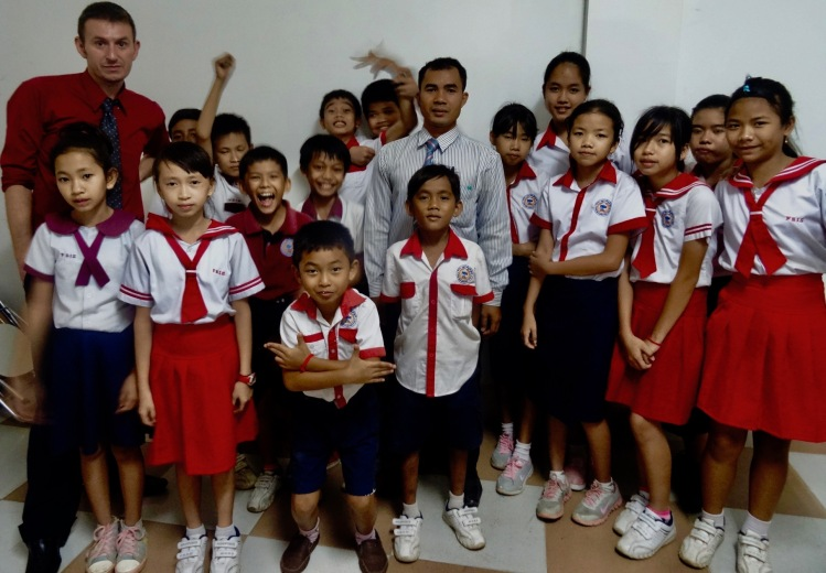 FB International School Siem Reap Cambodia