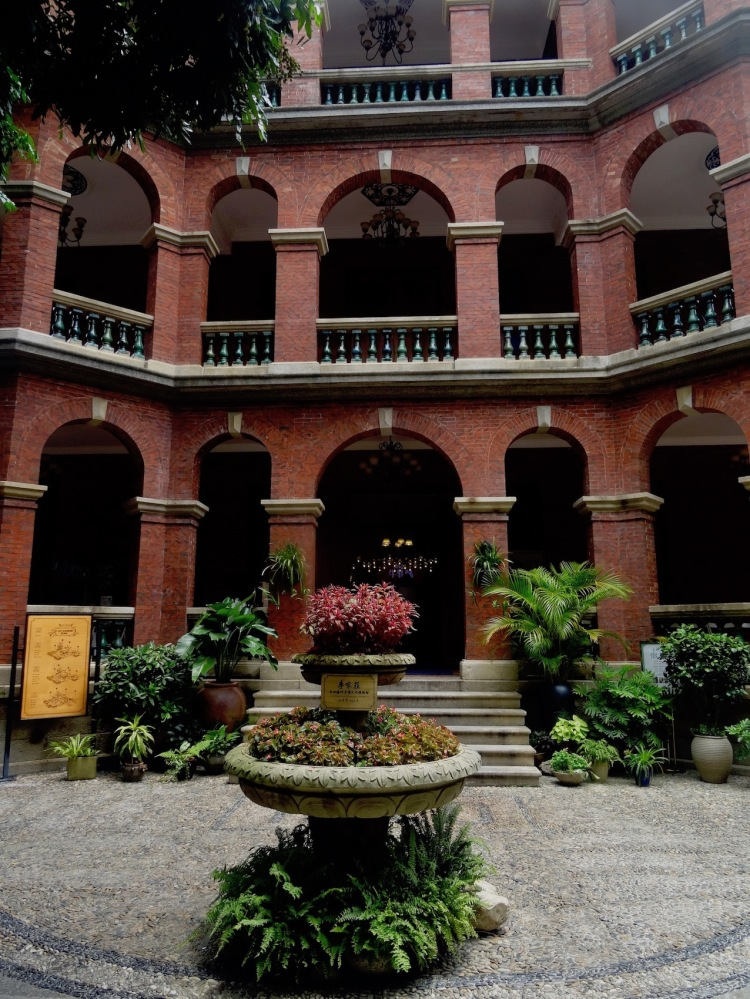 Lee House Gulangyu Island Fujian province China