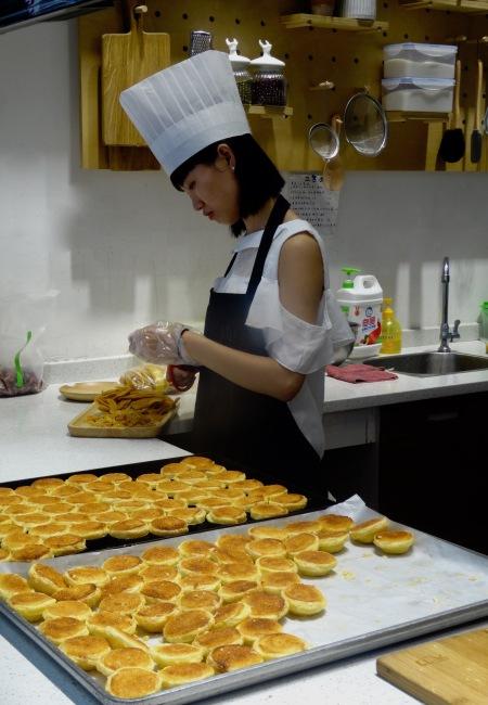 Mati pastry Zhongshan Road Fujian province China