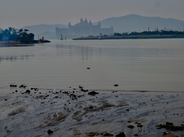 Seac Pai Van Bay Coloane Island Macau China