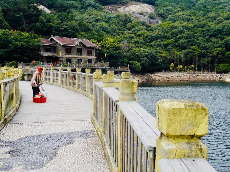 Sky Lake Qingyuan Mountain Quanzhou Fujian Province China