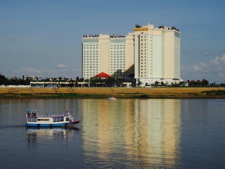 Sokha Hotel Mekong River Phnom Penh Cambodia