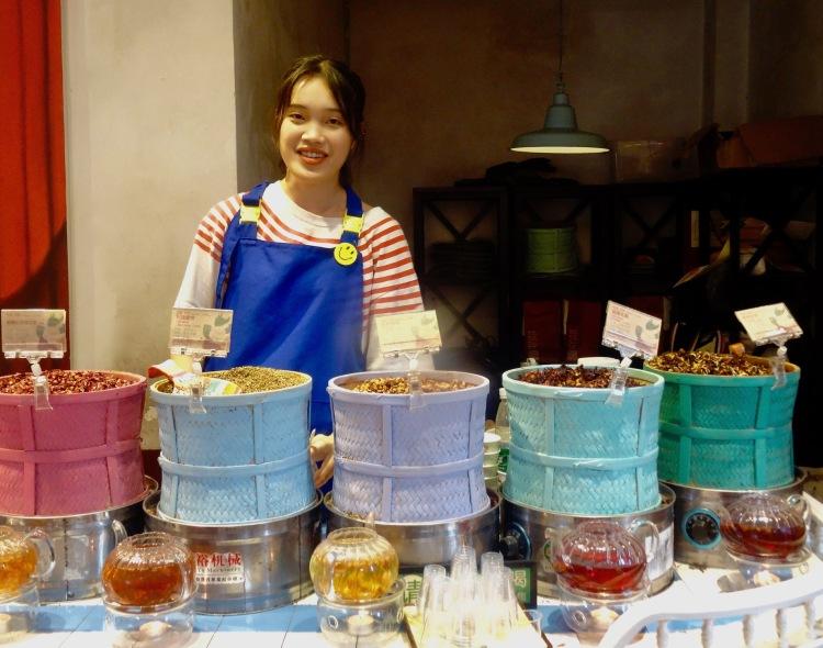 Sweet Mao Gulangyu Island Xiamen Fujian province China