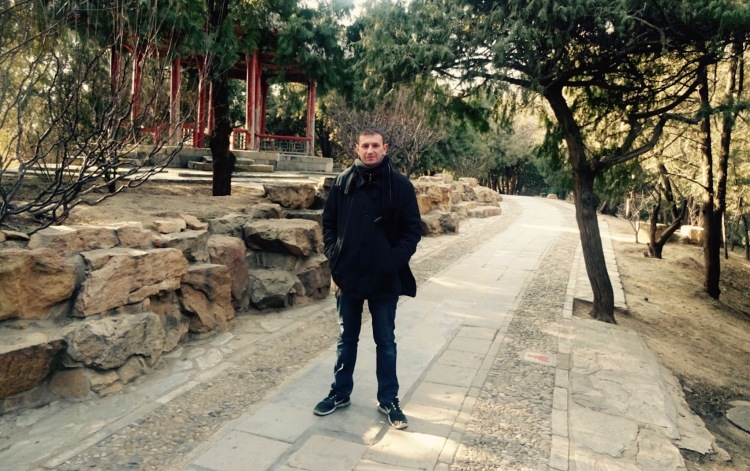 The Summer Palace Beijing January 2015
