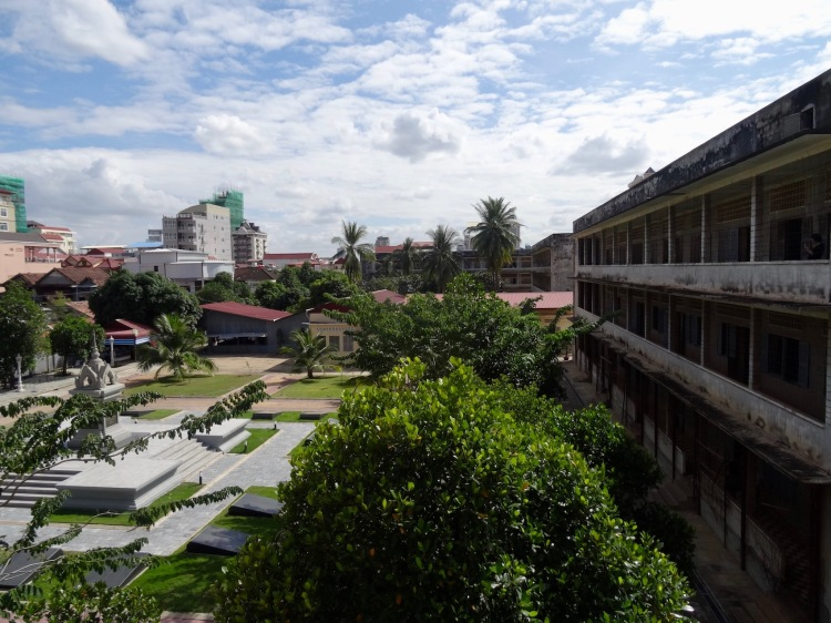 Tuol Sleng Genocide Museum Phnom Penh Cambodia