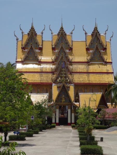 Wat Wang Wiwekaram Uttama Temple Sangkhlaburi Thailand