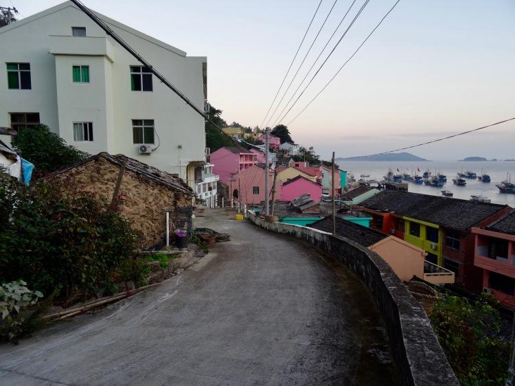 Wucheng Fishing Village Cangnan County Zhejiang Province China