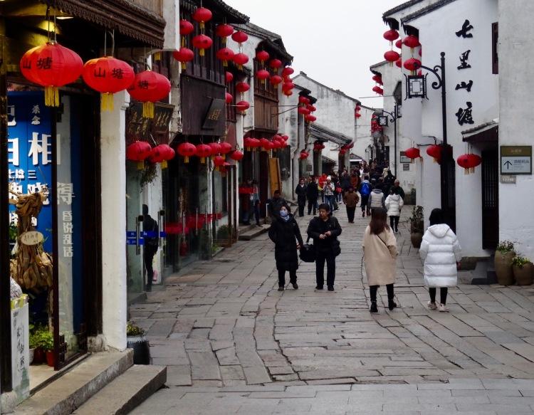 Shantang Street Suzhou Jiangsu Province China