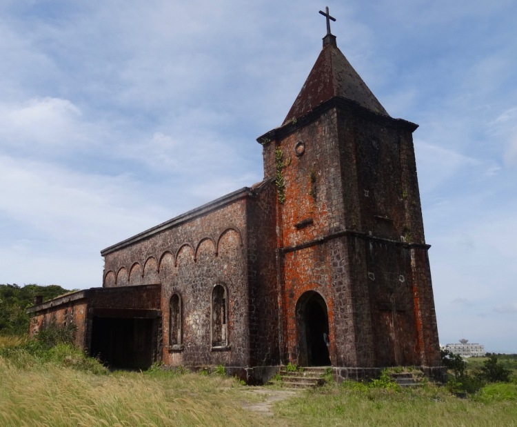 Abandoned Catholic Church Bokor National Park Kampot Cambodia