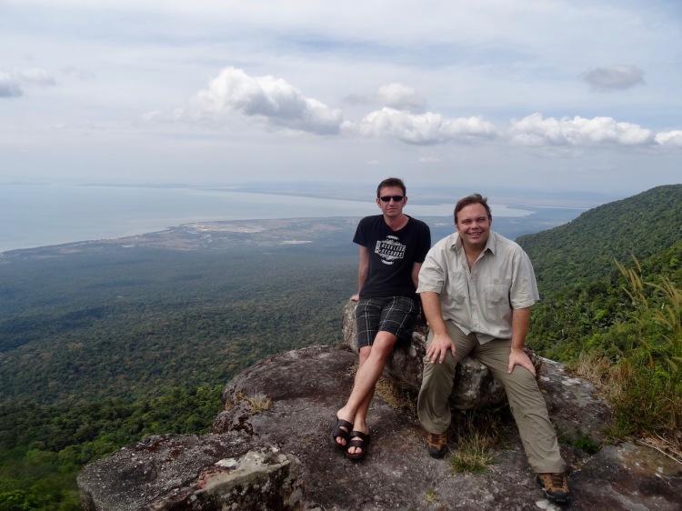 Bokor National Park Kampot Cambodia