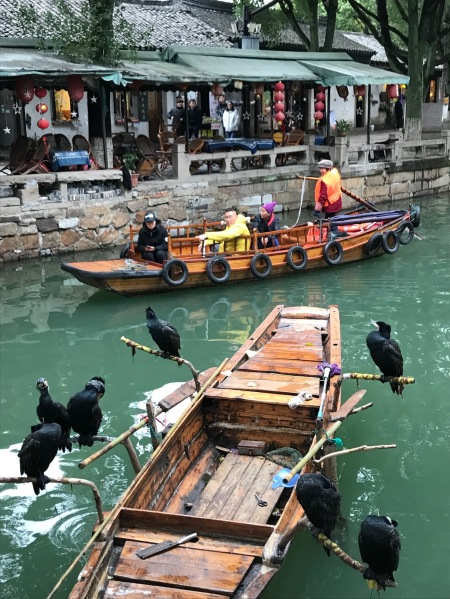 canal street Tongli Water Town Suzhou China