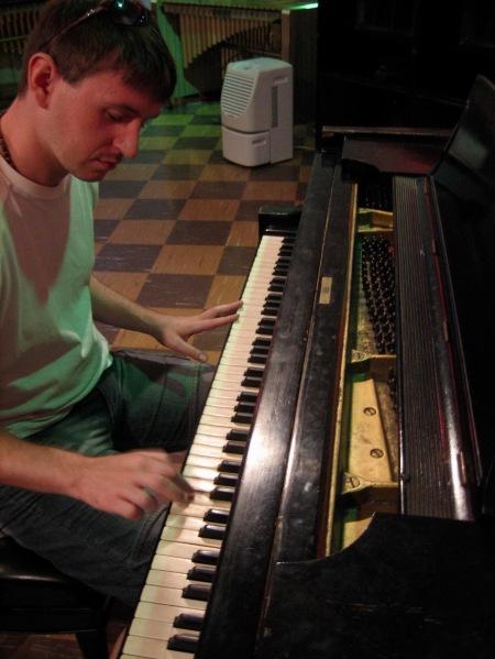 Elvis Steinway Piano RCA Studio B Nashville Tennessee