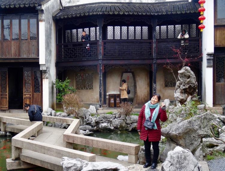 Happy Farming Hall Tongli Water Town Suzhou China