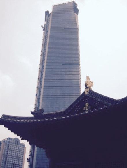 Jing'an Temple Shanghai China