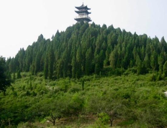 Kuixing Pavilion Zhujiayu Village Shandong Province China