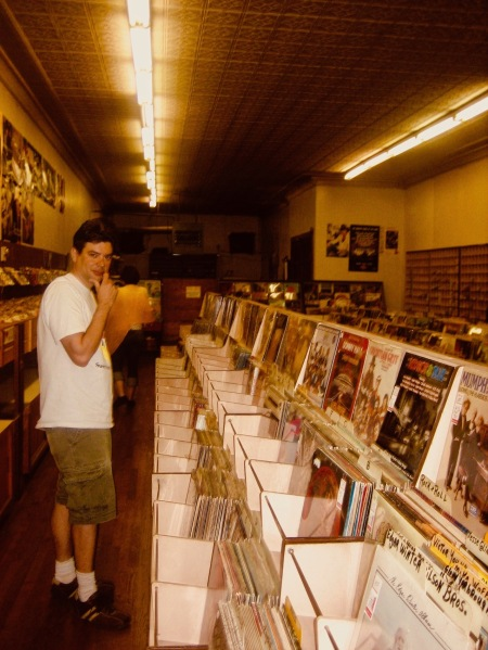 Lawrence Record Shop Nashville Tennessee