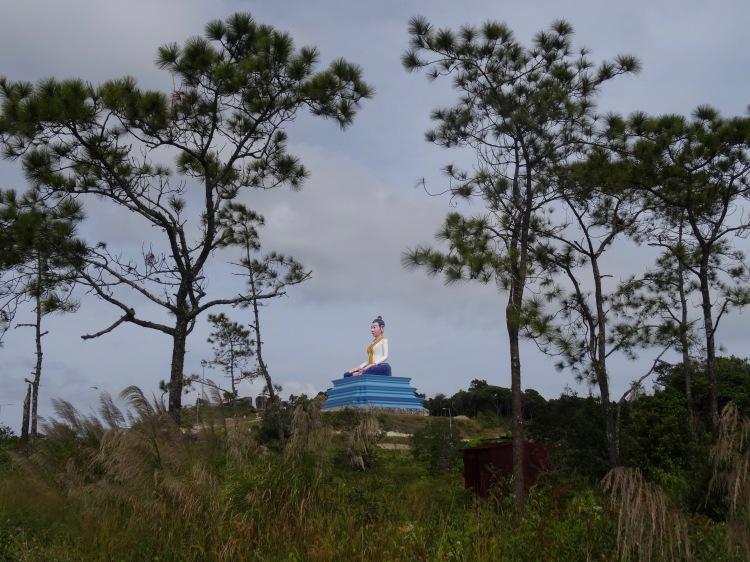 Lok Yeay Mao Monument Bokor National Park Kampot Cambodia